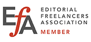 Editorial Freelancer's Association logo